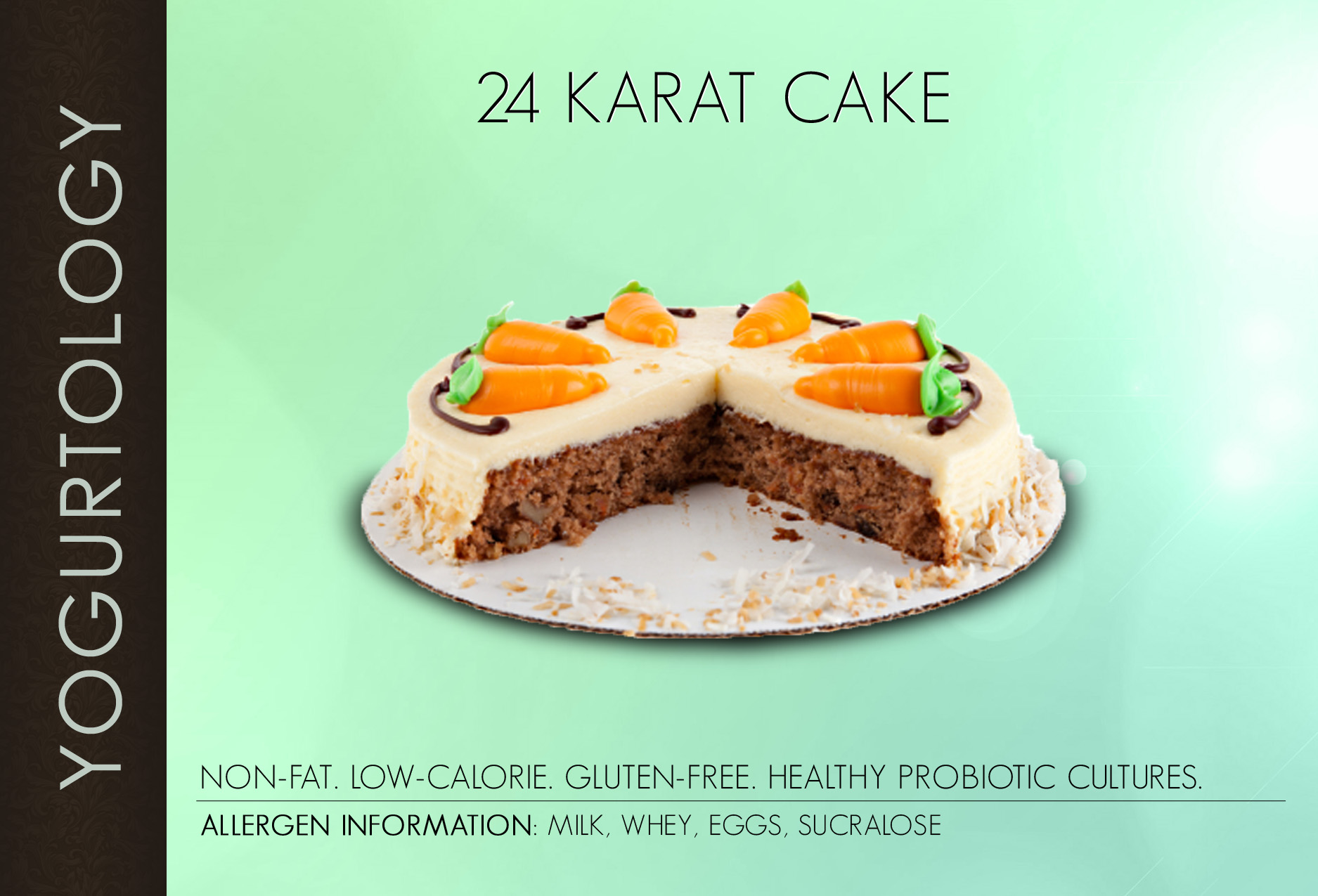 24 Karat Cake