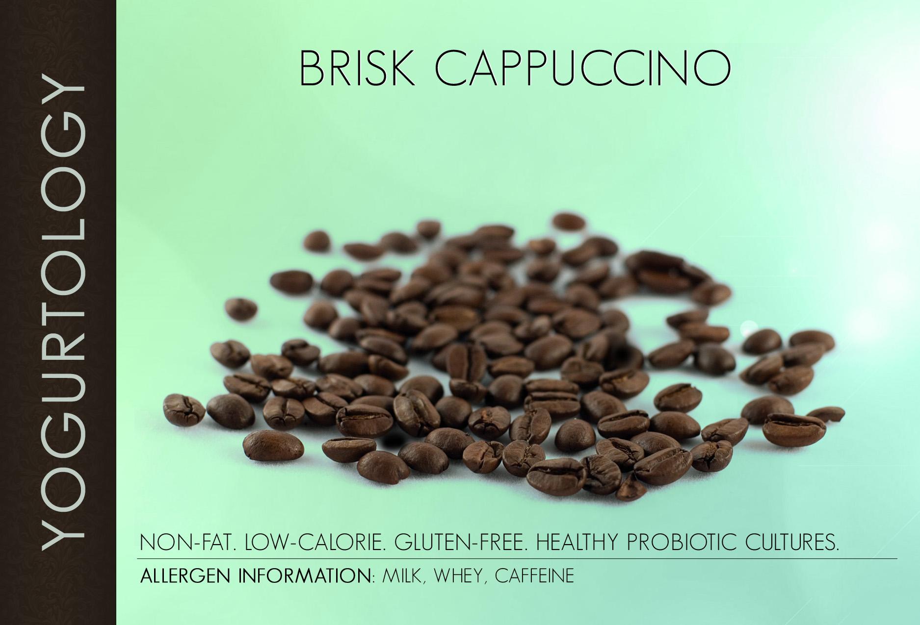 Brisk Cappuccino