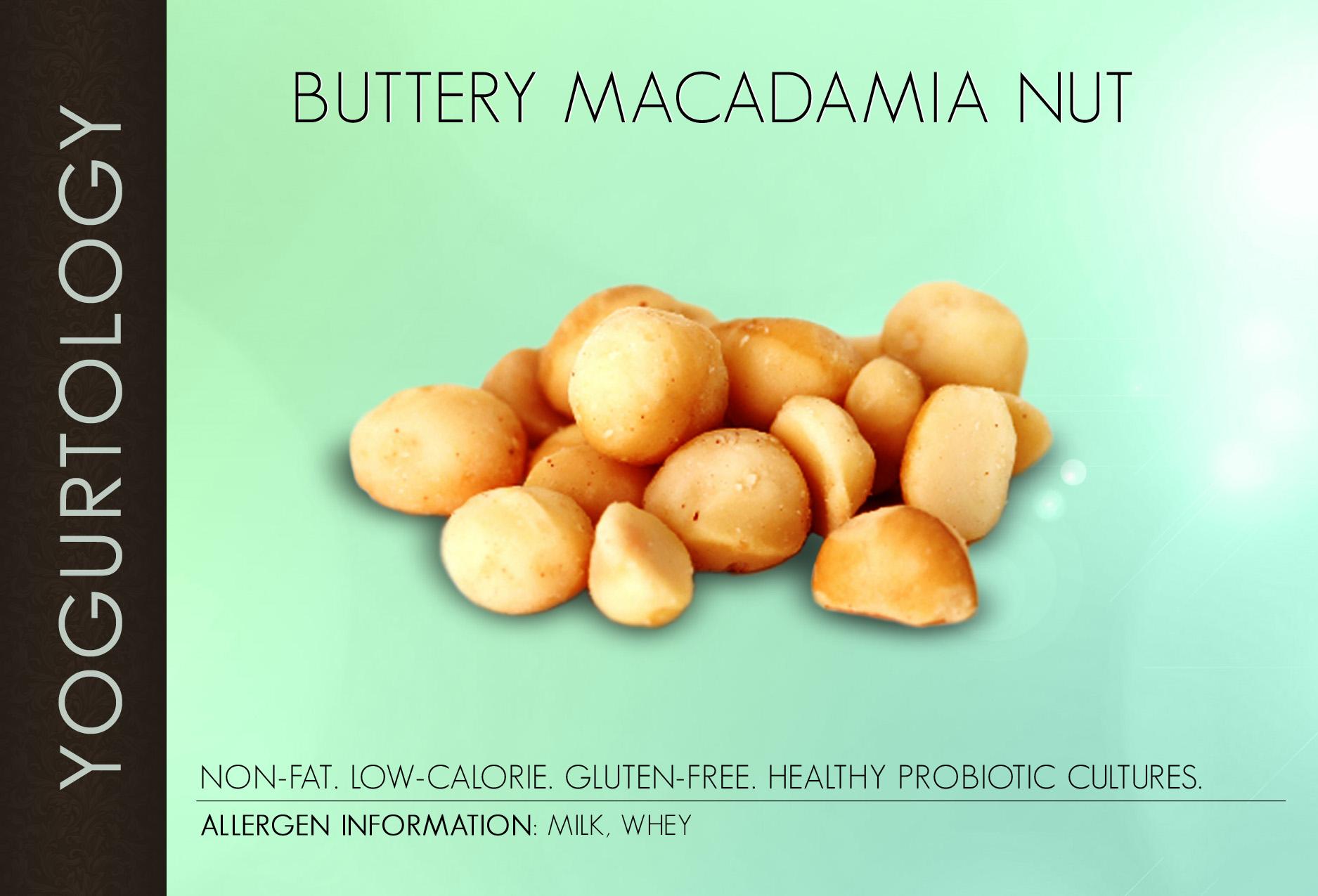 Buttery Macadamia Nut