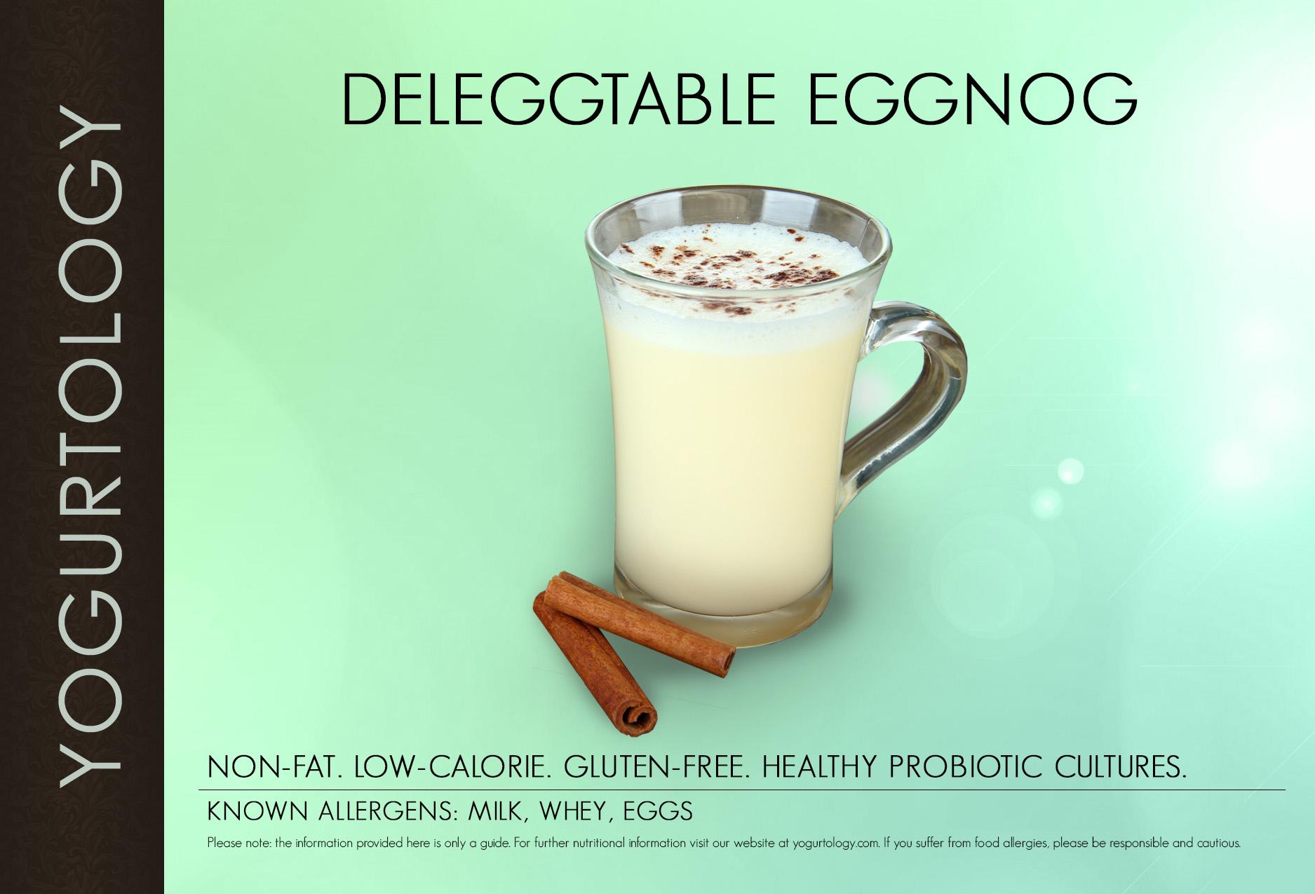 Deleggtable Eggnog