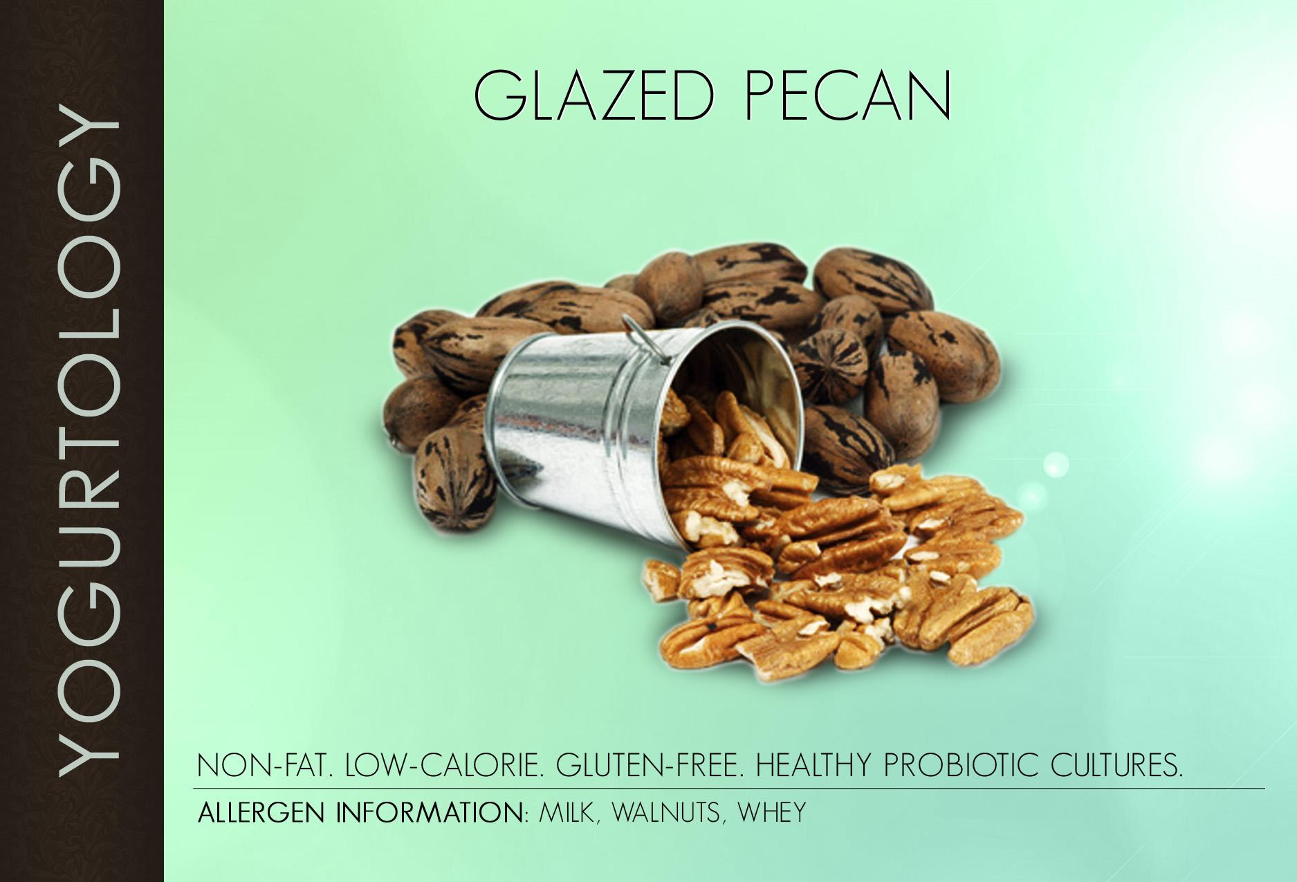 Glazed Pecan