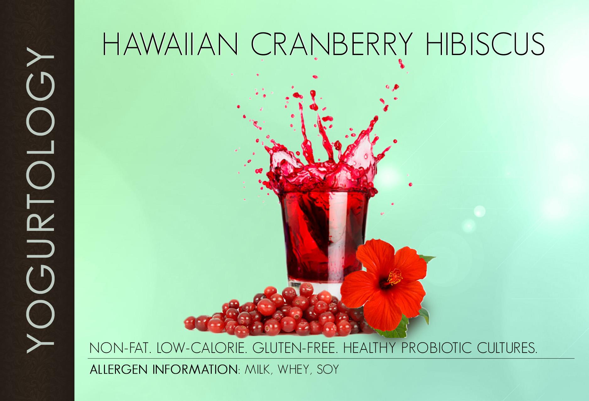 Hawaiian Cranberry Hibiscus