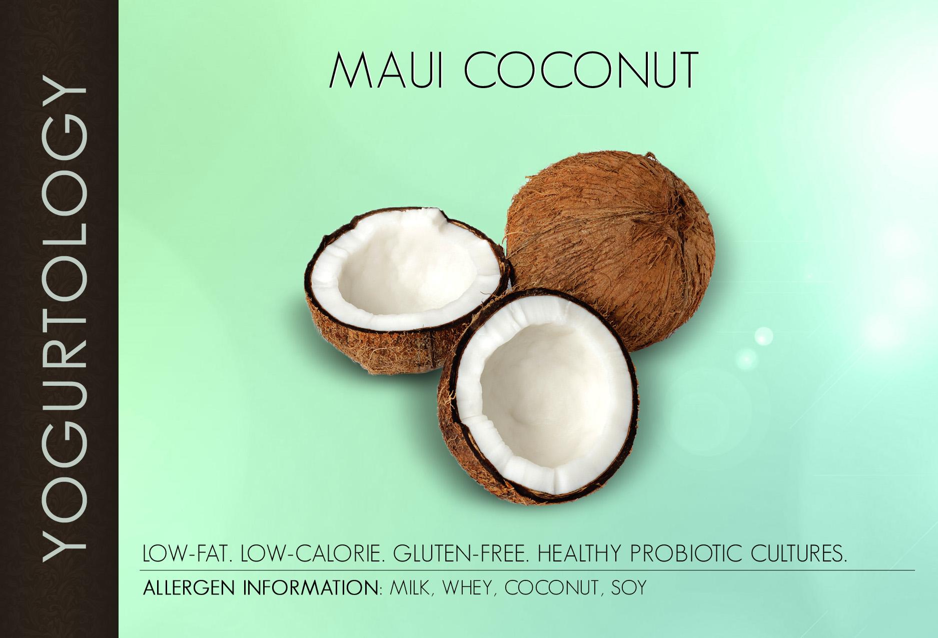 Maui Coconut