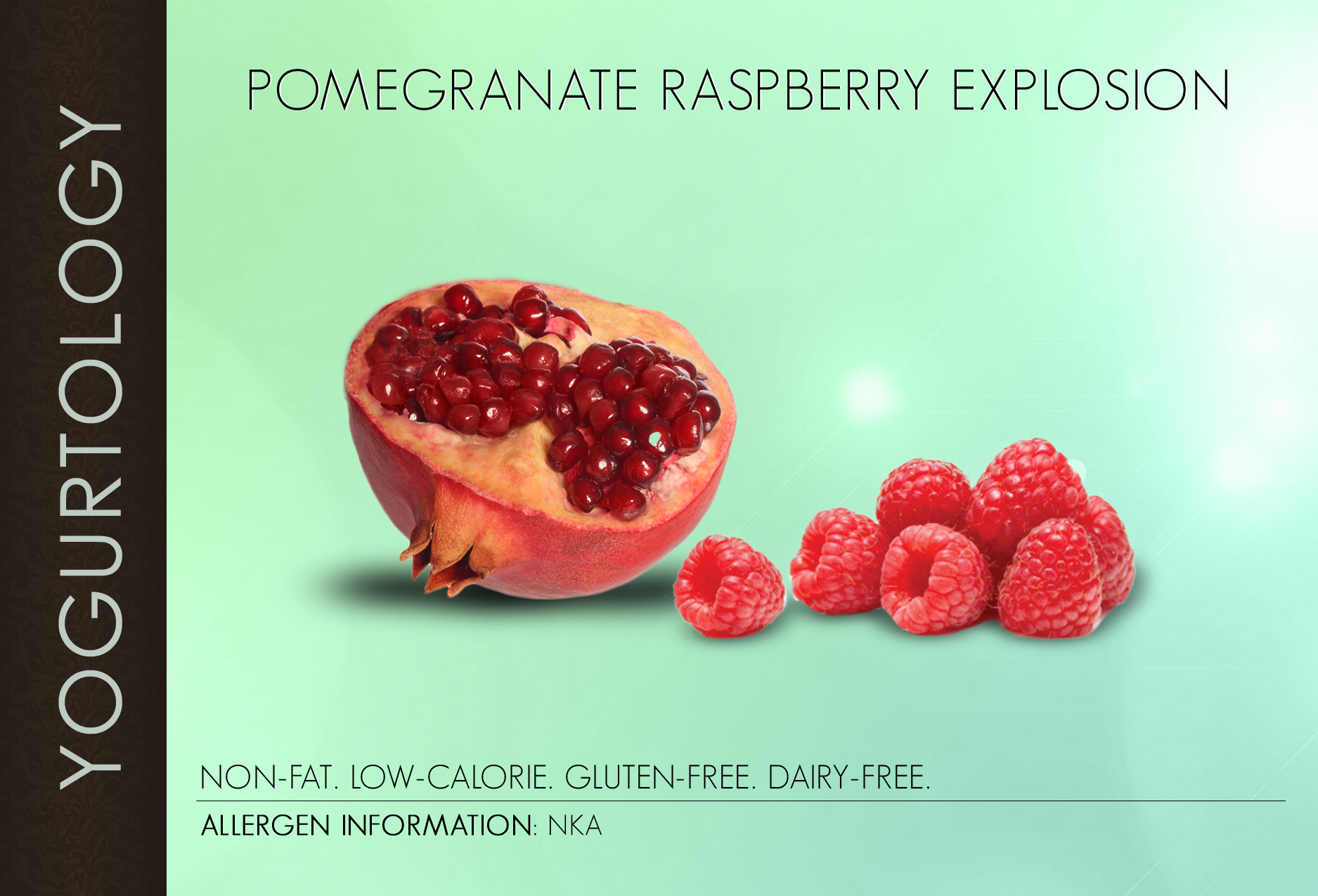 Pomegranate Raspberry Explosion