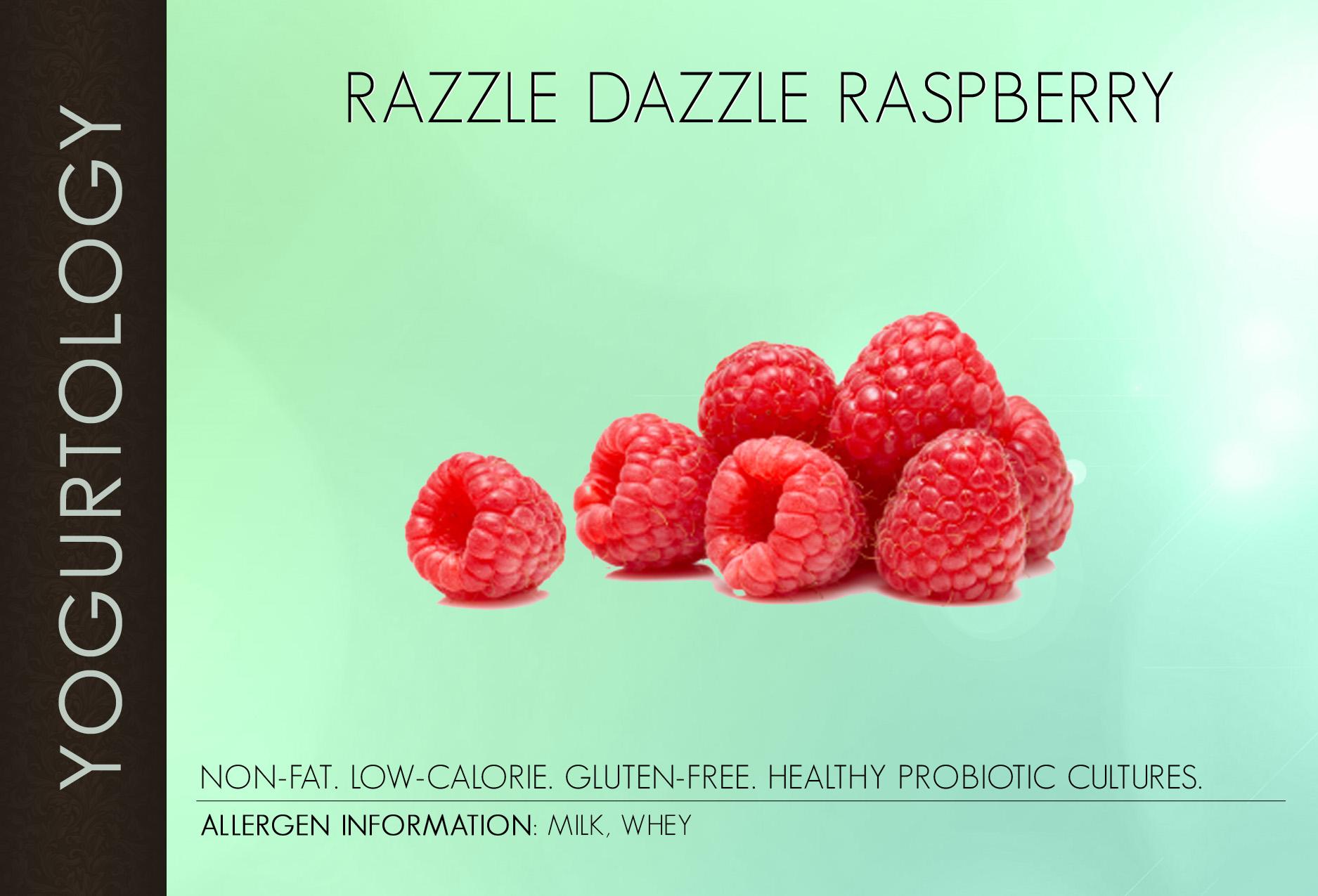 Razzle Dazzle Raspberry