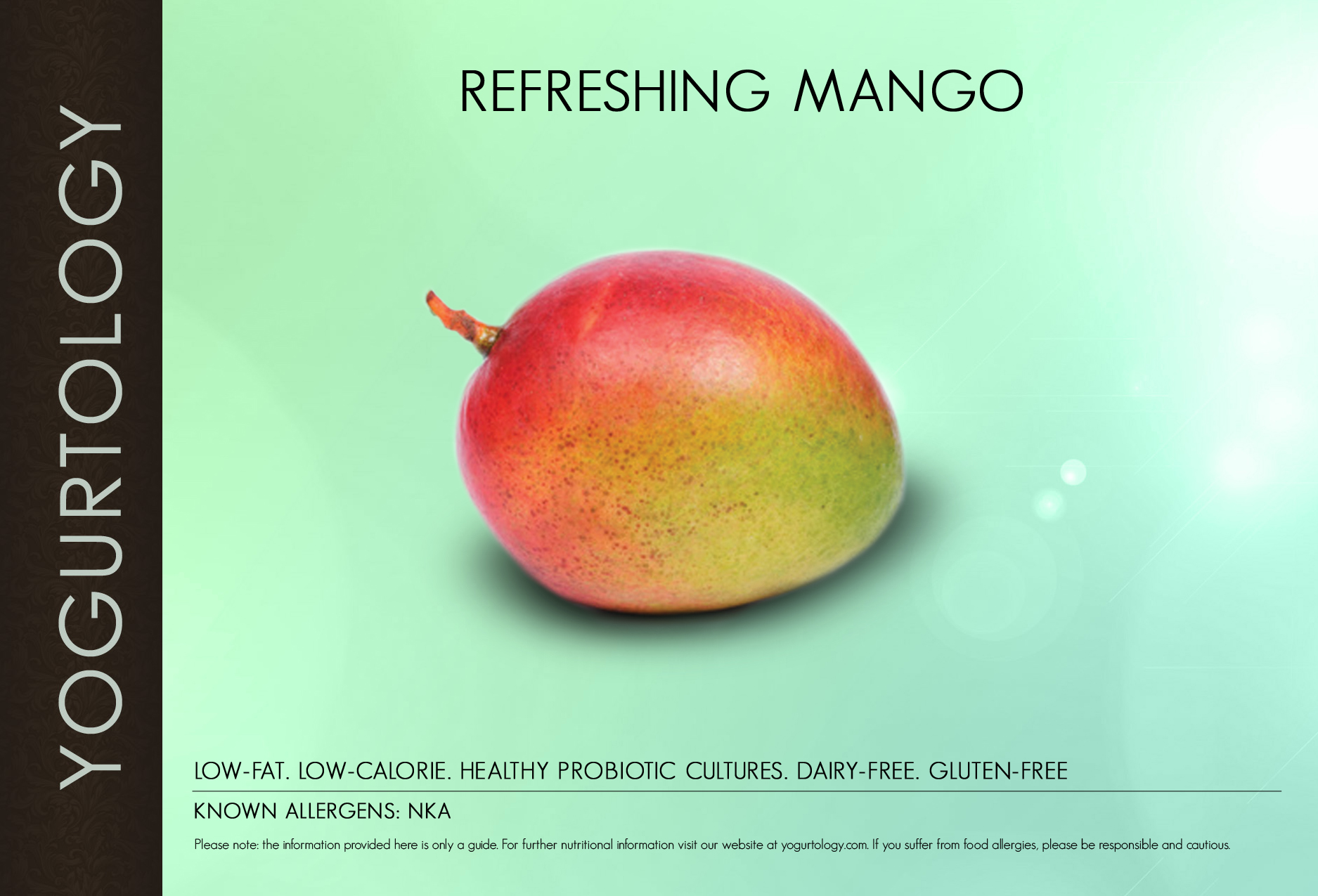 Refreshing Mango
