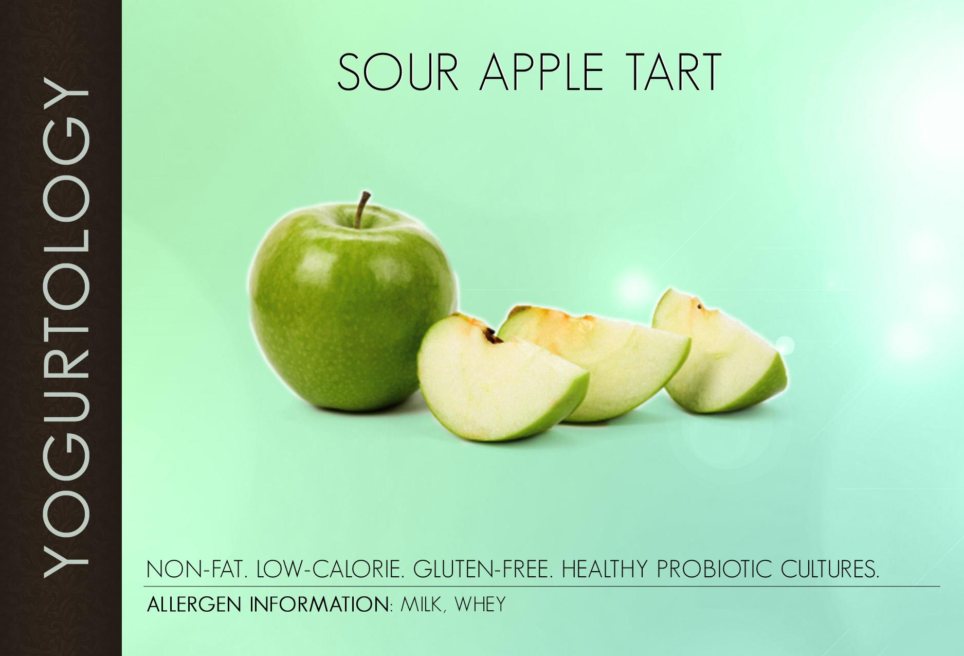 Sour Apple Tart