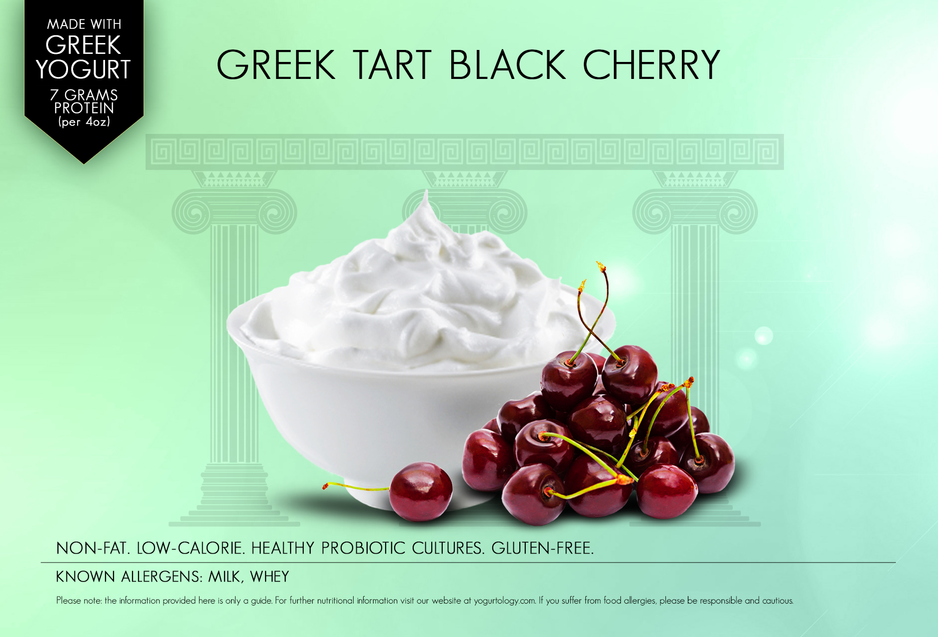 Tart Black Cherry
