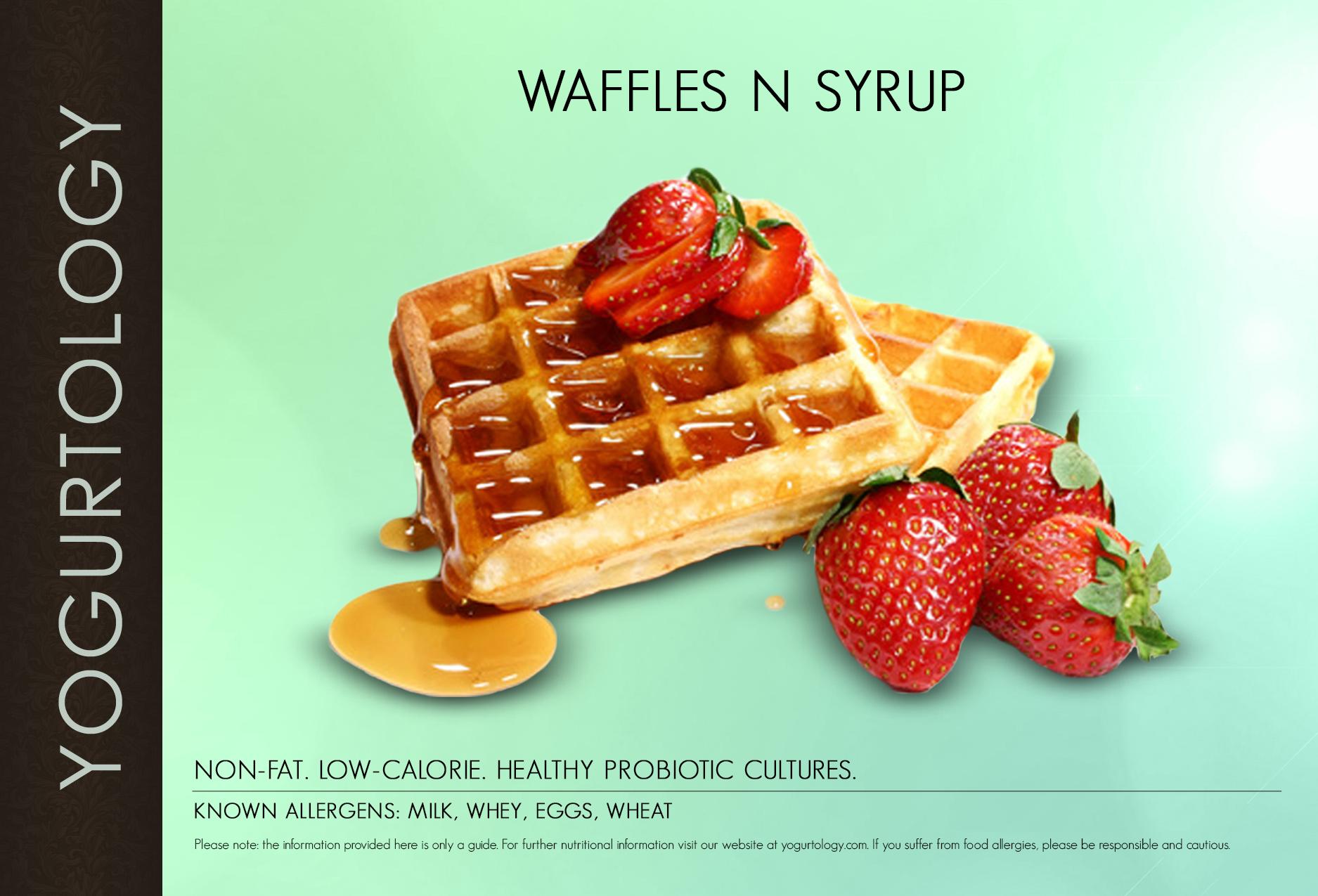 Waffles N Syrup
