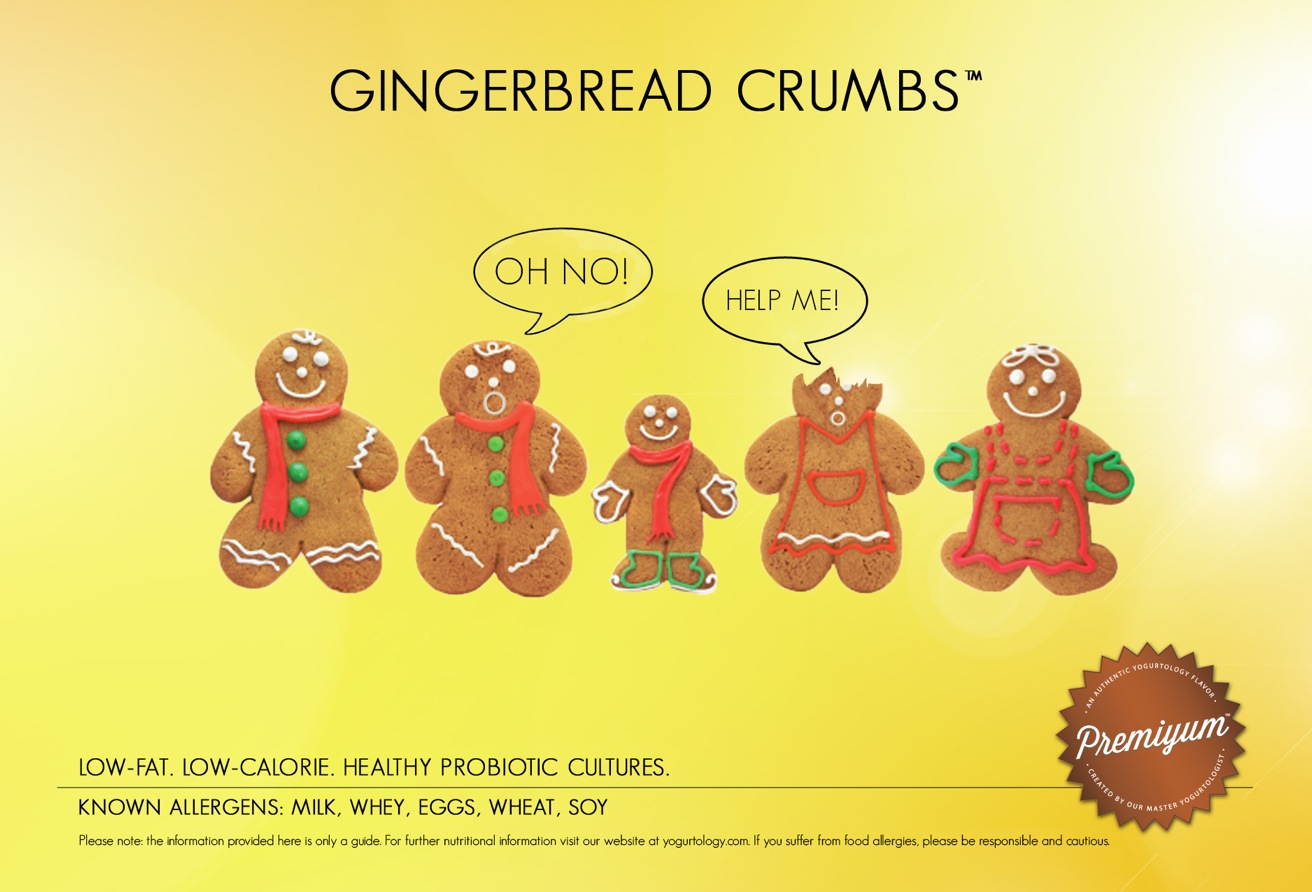 Gingerbread Crumbs™