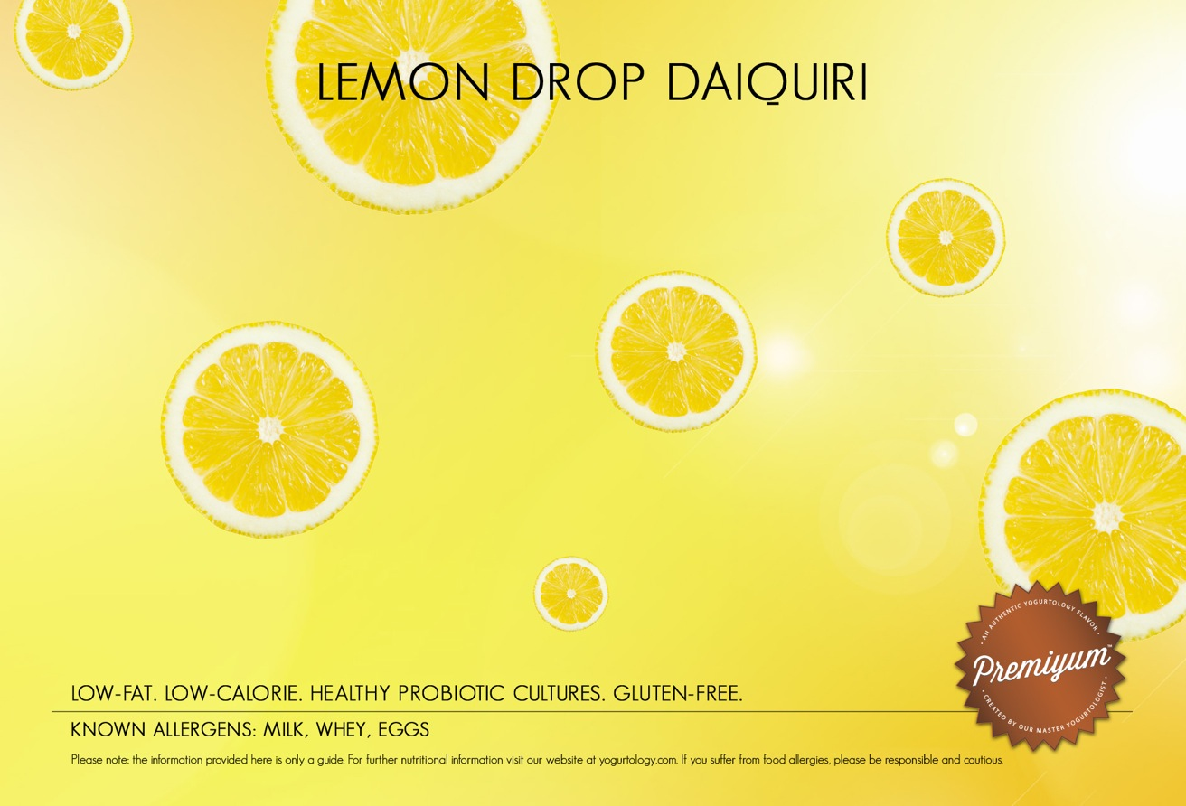 Lemon Drop Daiquiri