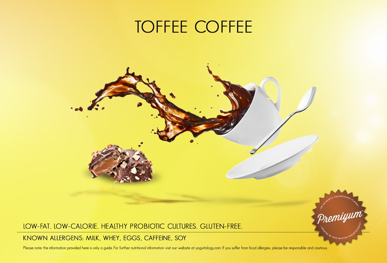 Toffee Coffee