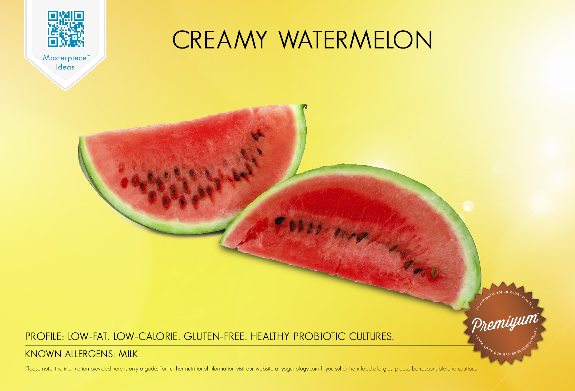 Creamy Watermelon