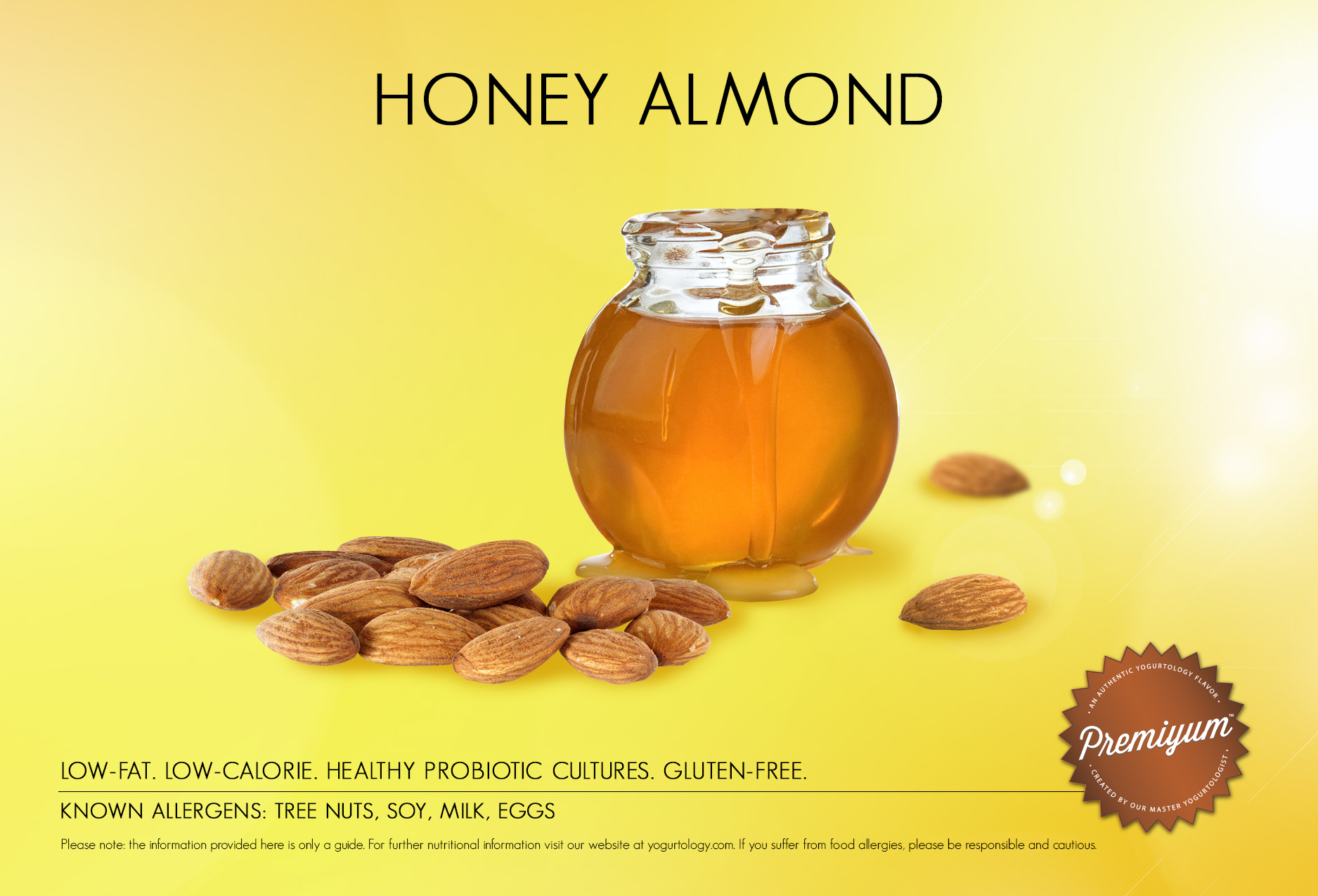 Honey Almond