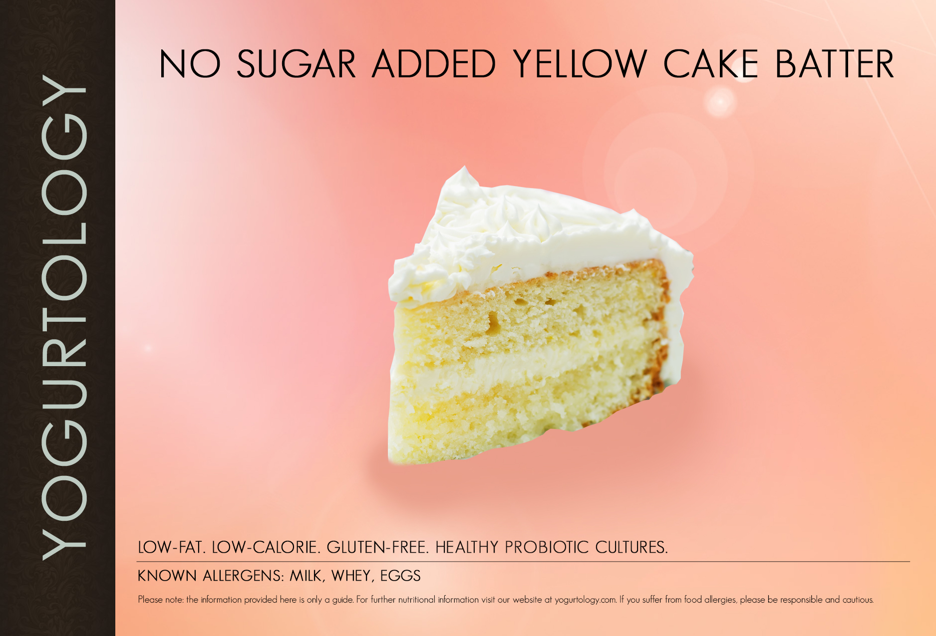 NSA Yellow Cake Batter