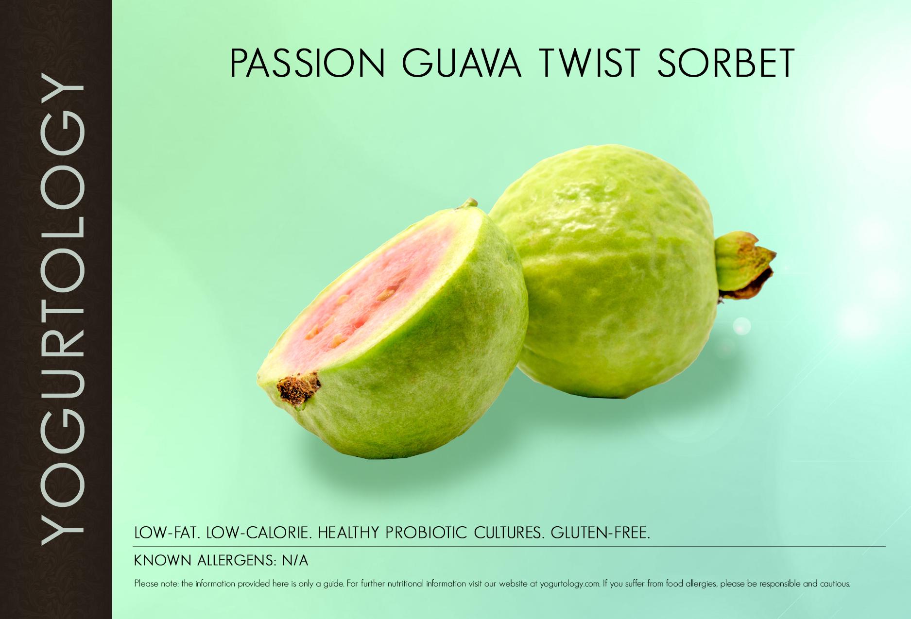 Passion Guava Twist